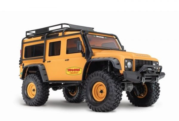 TRX-4 Land Rover Crawler sandglow Limited Trophy-Edition 1:10 RTR