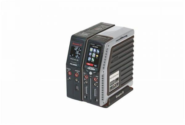 Polaron Pro Combo silber Ladegerät 12/230V