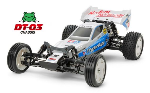 1:10 Neo Fighter Buggy DT-03 2WD Buggy