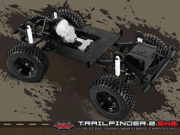 Trail Finder 2 Truck Bausatz SWB