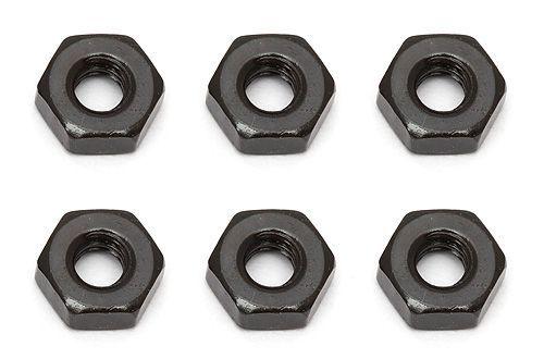 M3 Nut, black