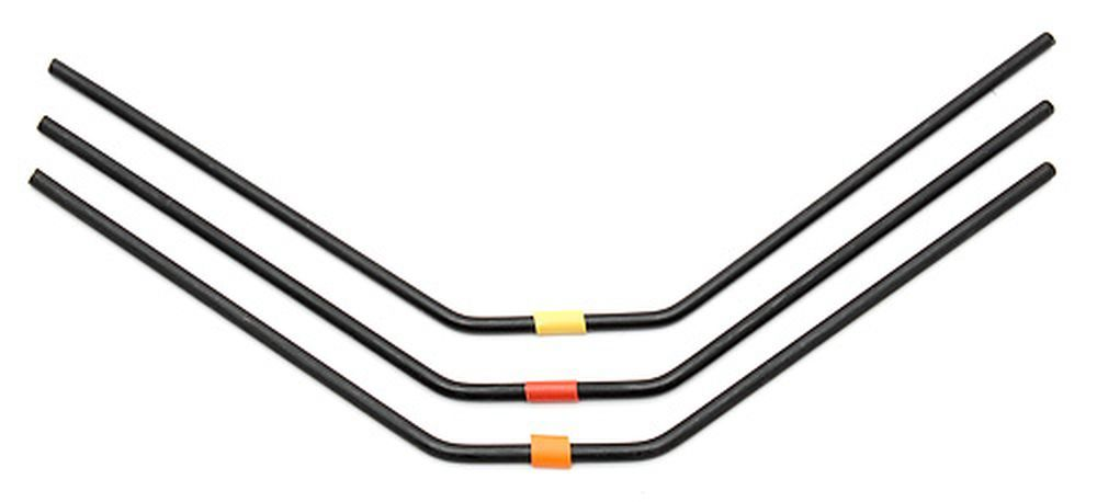 RC8B3 FT Rear Anti-roll Bars 2.8-3.0mm