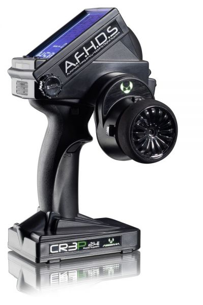 3-Kanal Fernsteuerung CR3P 2,4 GHz inkl. Empfänger