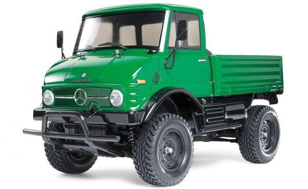 1:10 Mercedes-Benz Unimog 406 Series U900 CC-01 Bausatz