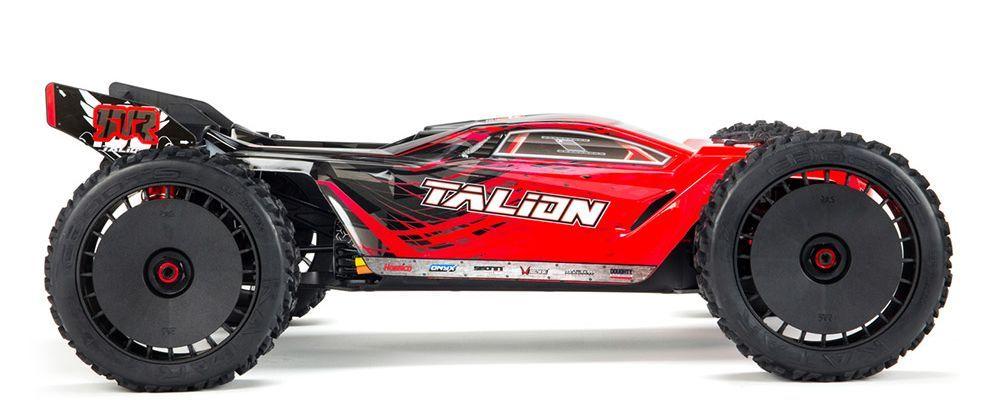 Talion v3 2018 rot/schwarz RTR 1:8 Truggy
