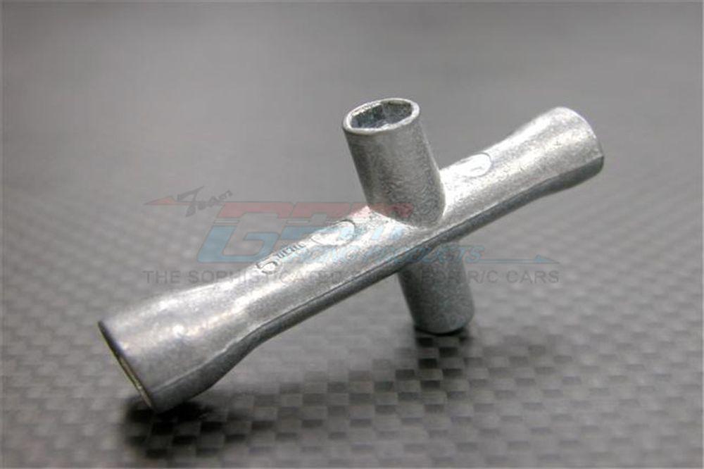 Mini-Radkreuz 4/5/5.5/7mm
