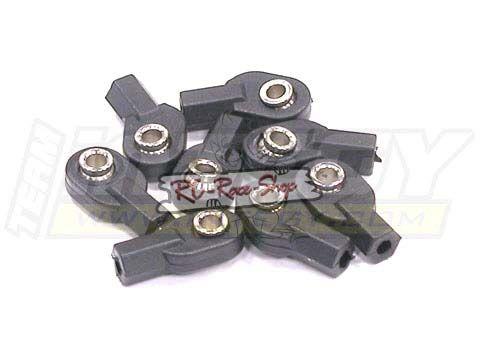 Kugelgelenke für Crawler-Links