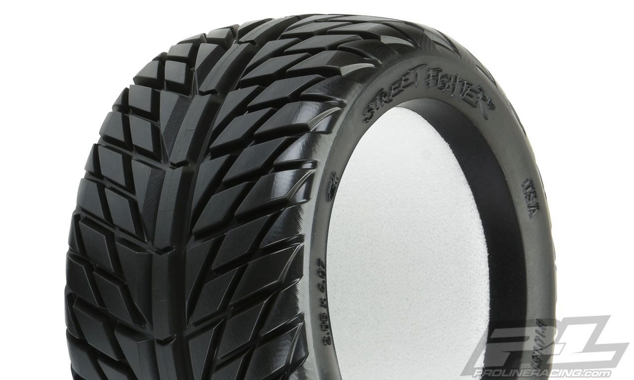 "Street Fighter LP 2.8"" Street Truck Tires (2)"