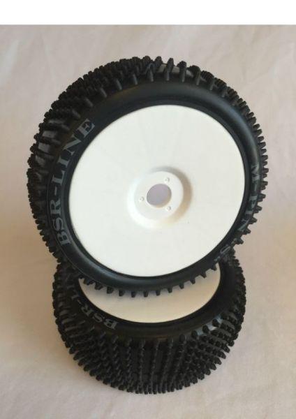 1:8 Buggy Komplettrad M-Pin Astro-Turf (2)