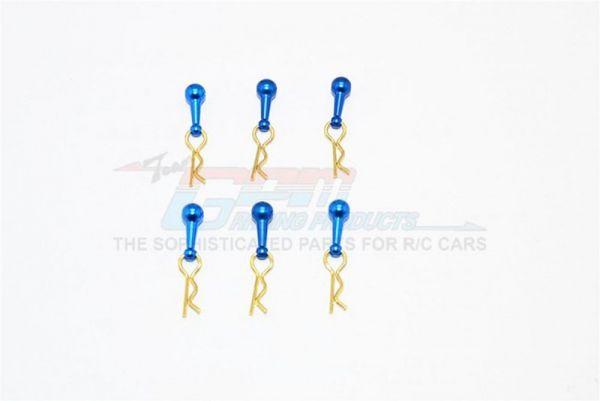 Karosserie-Clips+Halter klein blau (6)