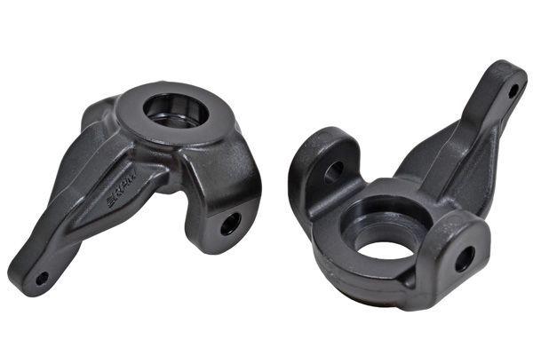 SCX10 Lenkhebel schwarz (2)
