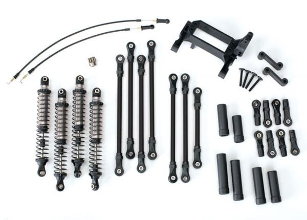 TRX-4 Long Arm Lift Kit komplett