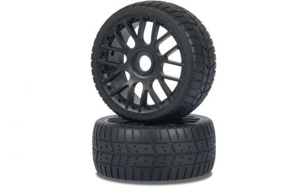 1:8 Reifen Set On-Road 4S (2)