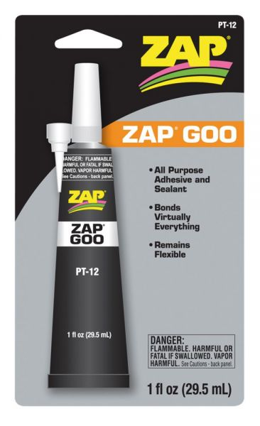 Zap-Goo Alleskleber 29.5ml (klar, flexibel)