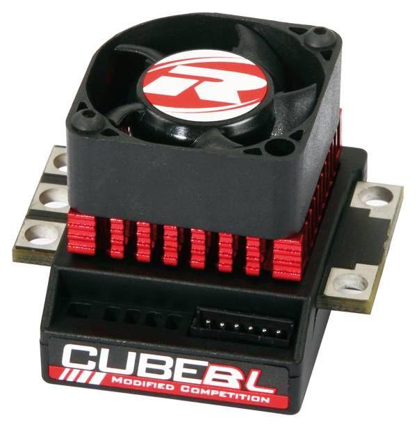 Robitronic CUBE BL Modified Competition Fahrtregler