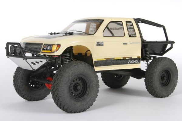 SCX10 II Trail Honcho 4WD RTR