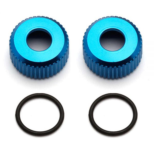 RC8B3 Shock Body Seal Retainers