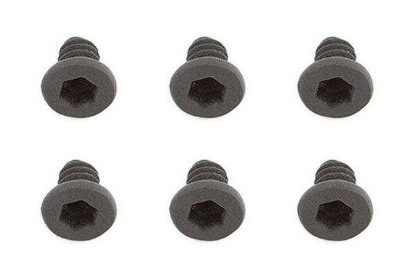 Screws M2x3 mm FHCS
