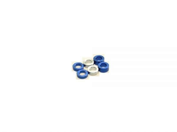 3mm Scheiben (1.5/2.0/2.5) Y-blau (6)