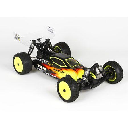 TLR 22-4 1:10 4WD Buggy Baukasten