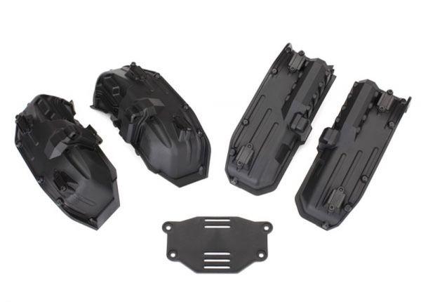 Fenders inner (narrow) front/rear