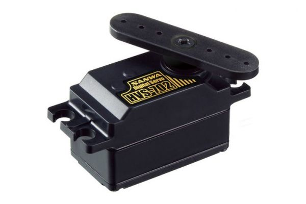 HVS-702 Low-Profile Servo 8,6kg/0.07s