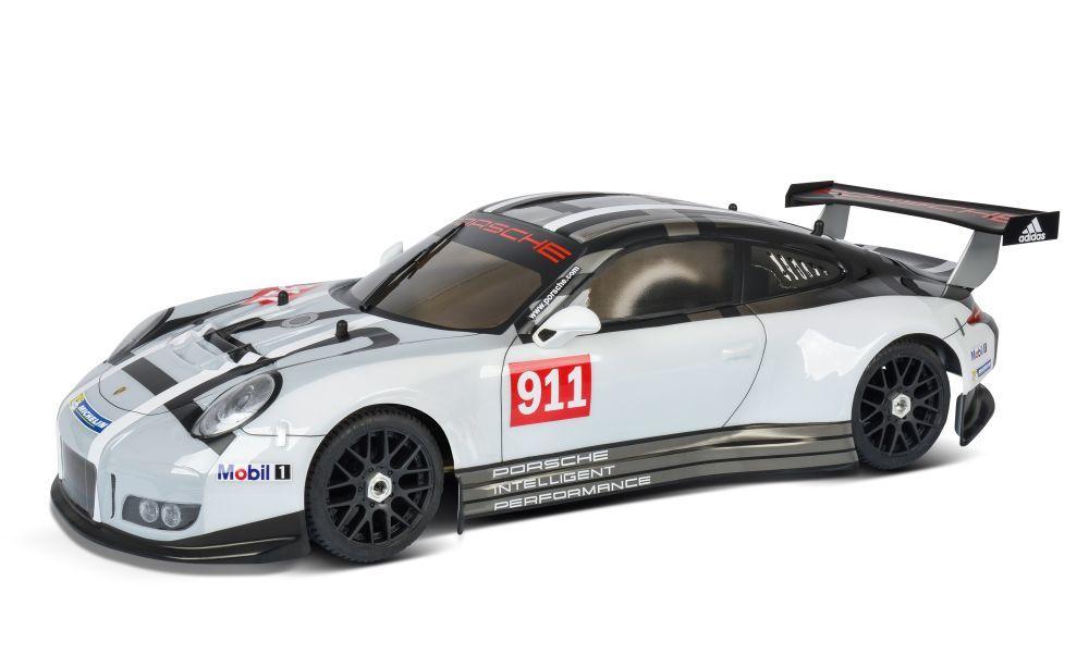 1:5 Chassis 100% RTR Porsche Karosserie