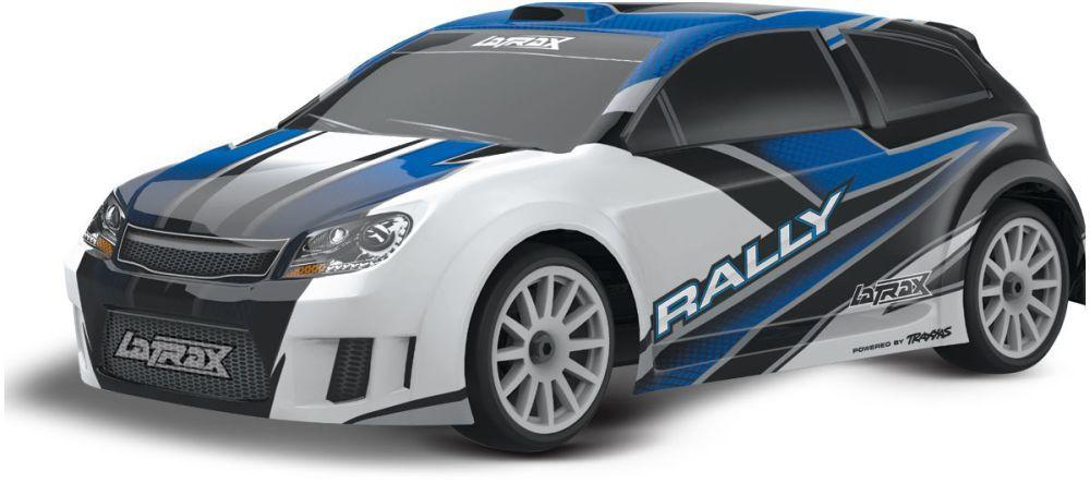 LaTrax Rally wasserfest RTR + 12V Lader