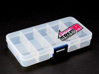 Teilebox, klein 12,5x6x2 cm