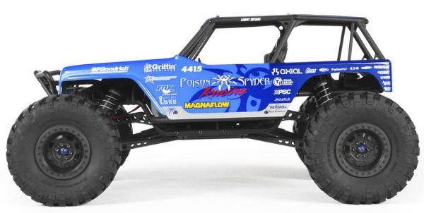 Wraith Poison 1:10 4WD Crawler RTR