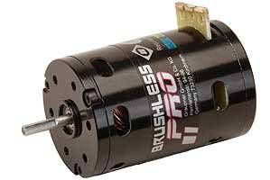 BRUSHLESS GM PRO 8T delta wound SW