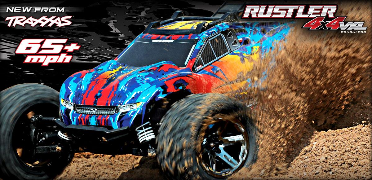 Rustler-4X4-VXL