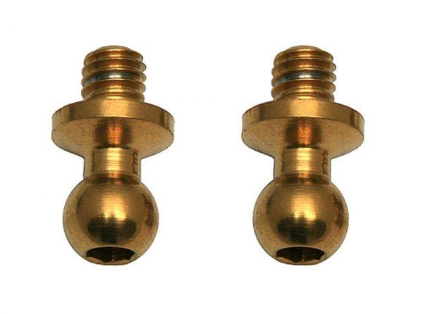 Factory Team TiN 3.25 mm Ballstuds long neck