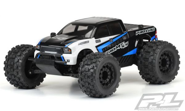 PRO-MT 4x4 1:10 4WD Monster Truck Pre-Built Roller