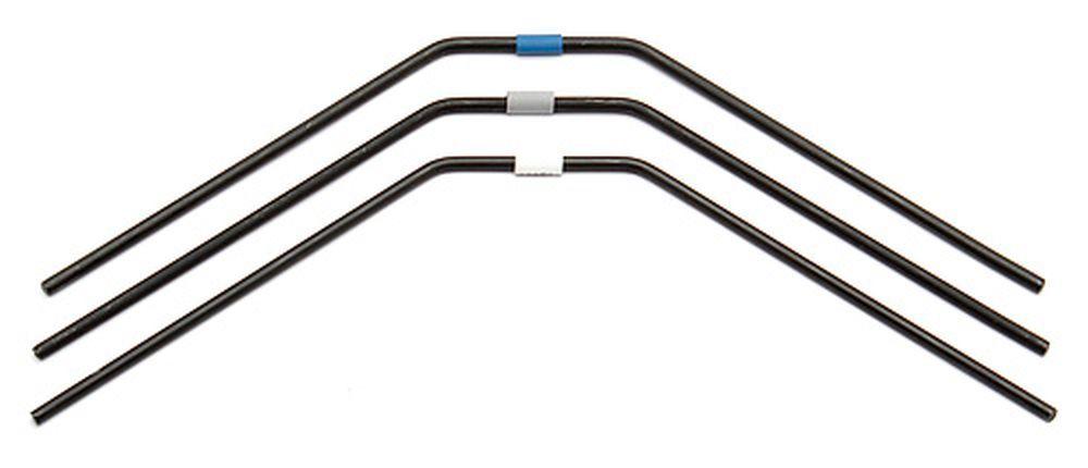 RC8B3 FT Rear Anti-roll Bars 2.5-2.7mm