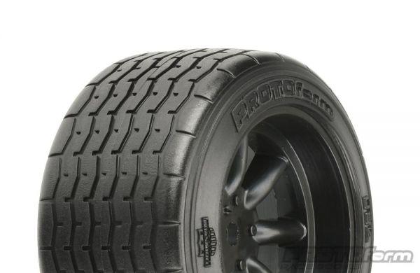 VTA Räder hinten schwarz 31mm (2)