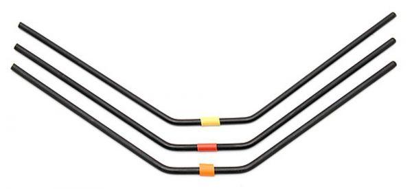 RC8B3 FT Rear Anti-roll Bars 2.8-3.0mm