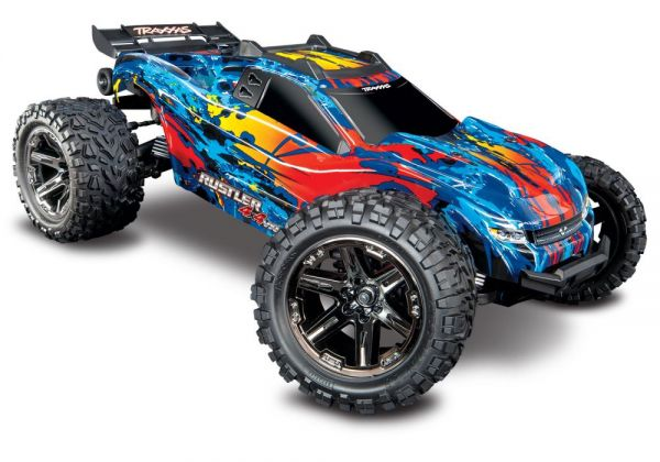 Rustler 4x4 VXL 1:10 Stadium Truck RTR