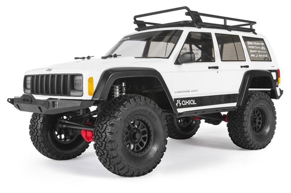 SCX10 II 2000 Jeep Cherokee Bausatz