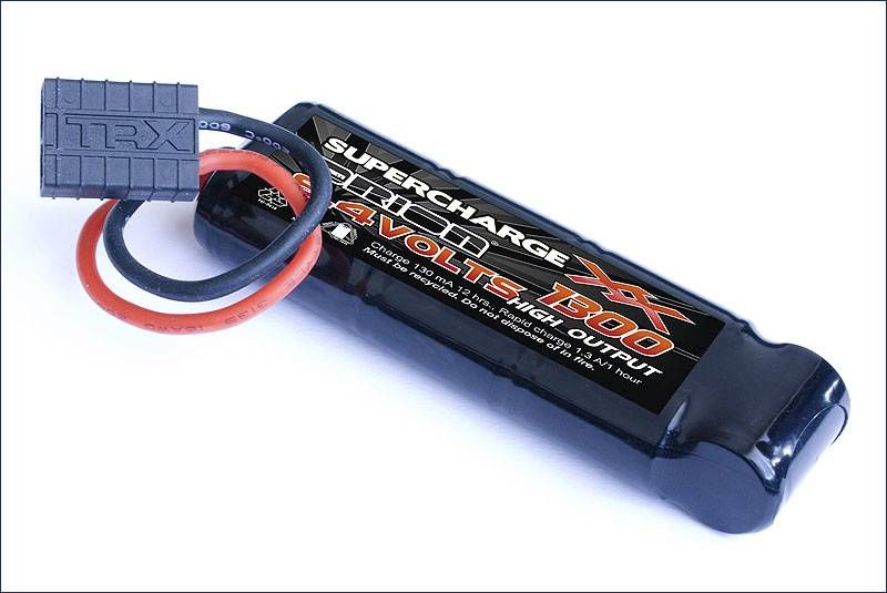 1300 Supercharge Stick Pack - (8.4V) Traxxas 1/16