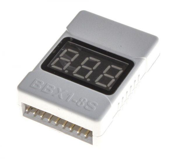LiPo Volt Checker und Alarm