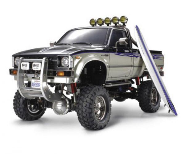 1:10 RC Toyota HiLux HighLift 4x4 3-Gang Bausatz