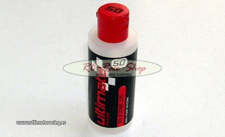 Silikon Dämpfer Öl 500cps 50ml