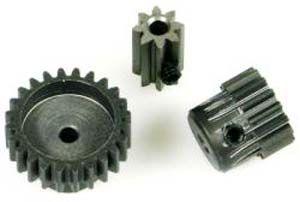 Motorritzel Aluminium für 1/18 48dp 14Z