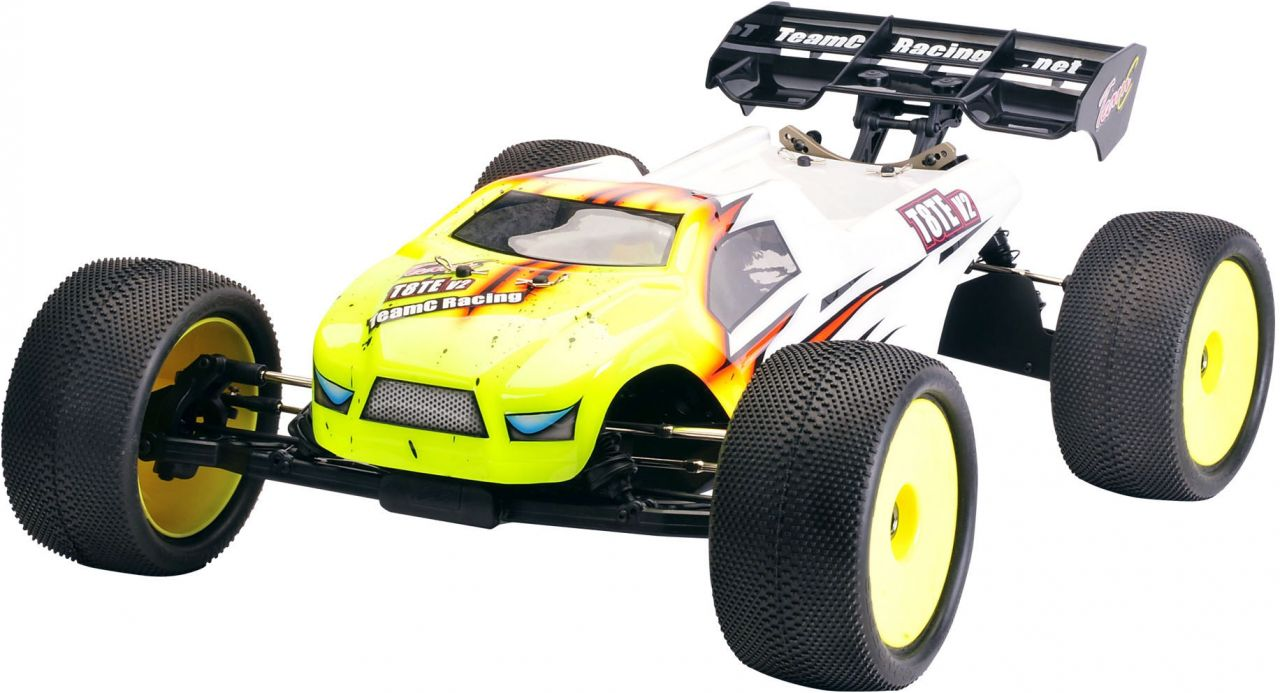 1:8 Truggy T8TEV2 4WD Brushless Competition Baukasten