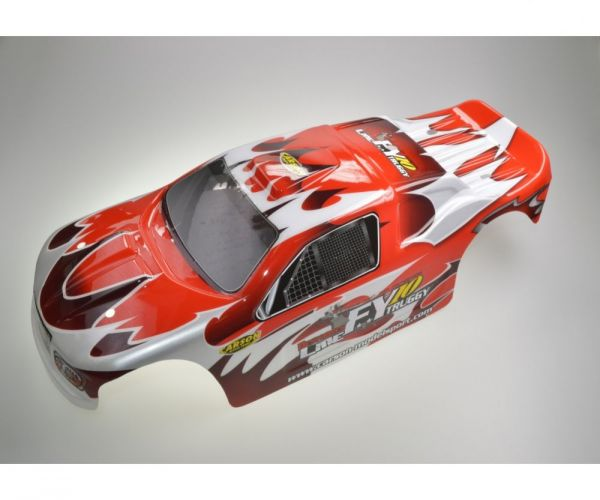 FY10 Truggy Body with Decal