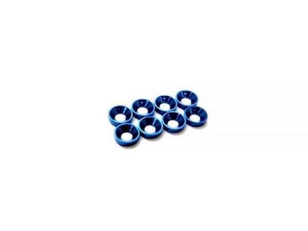 M3 SK-Scheiben Y-blau (8) klein