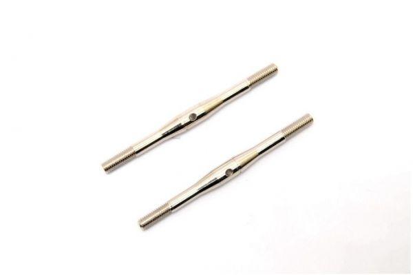 Spurstangen r./l. 42x82mm (2)