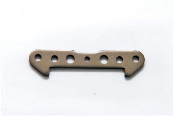 SS Front Lower Alum Arm Holder - A Plate