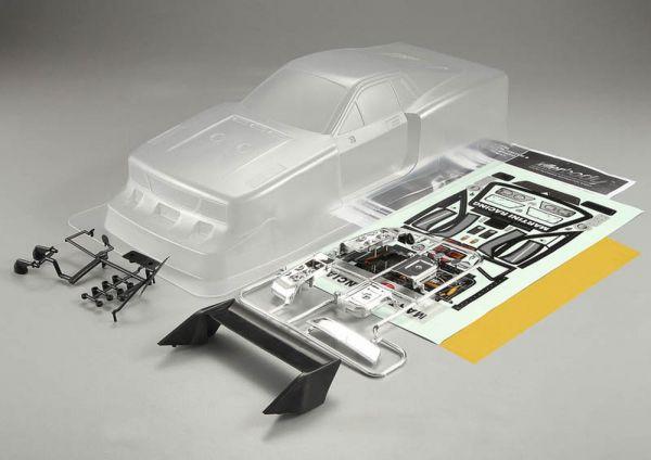 Lancia Beta Montecarlo Karosserie unlackiert 195mm Kit